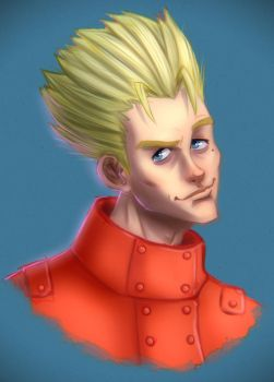 Vash The Stampede by DocSinistar