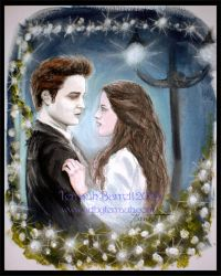 Bella and Edward by Terrauh