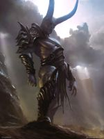 Emissary of Darkness(adv) - Legend of the Cryptids by jameszapata
