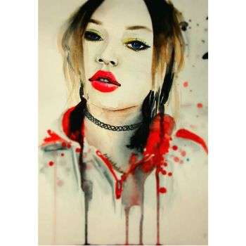 Emily Browning by Artistfucking
