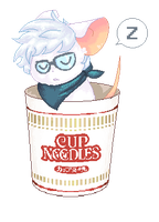 Cup Of Pudding by Mapmakes