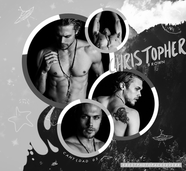Photopack 26647 - Christopher Brown by xbestphotopackseverr