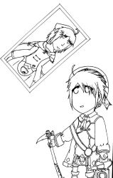 Eternal Sonata doodle by chobits197