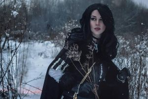 Yennefer: Hunt or be Hunted by ElysianRebel