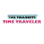 The Trilobite Time Traveler (Title Graphic) by Petzrick