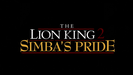 New Title of The Lion King 2 by EmilioKiara