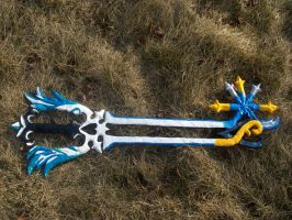 Oathkeeper ::XIII:: by oOBubbley