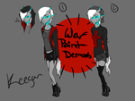 Keegan Outfits (Dat Emo Angst) by Emo--Trash