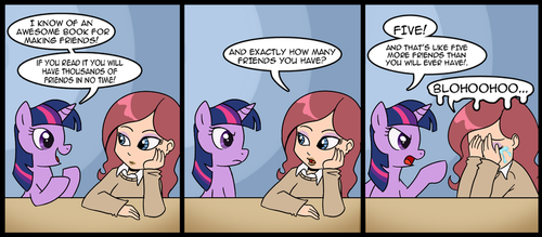 how to make  friends by CSImadmax