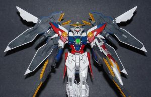 The Gundam They Called Proto-Zero by GeneralMechanics