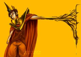 The Midas King by clockworkViper
