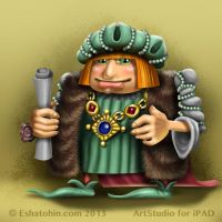 Nobleman medieval by shatos