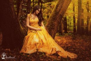 Autumn Fairyland II. by LucreciaMortishia