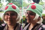 Metroid Hat by Kai45