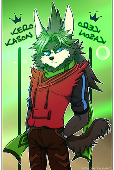 .:Kero Kason 2017:. by SiscoCentral1915