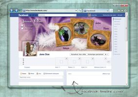 facebook timeline cover design ... by EugeneStanciu