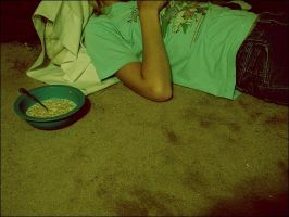 over cereal by discursive