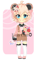 [CLOSED] Adoptable Auction #9 by Kanzy-Chan