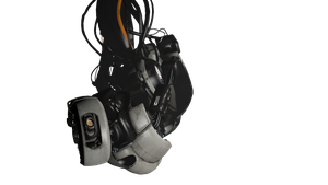 Animated Glados by FarenhaytZaraky
