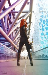UntitledAvengers Black Widow Cosplay by WhiteSpringPro