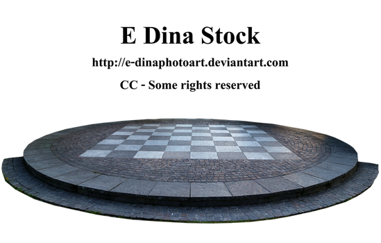 HQ PNG Stock Chessboard 2 by E-DinaPhotoArt