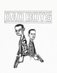 BAD BOYS by Salvador-Raga