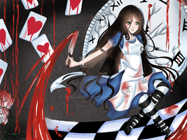 Alice: Madness Return by SmallRoars