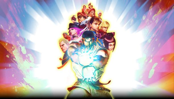 Ultra Street Fighter IV by ShodaiDerio