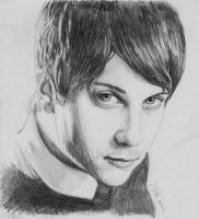 Frank Iero by StokeTheRage