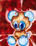 Bloody Bear by lafhaha