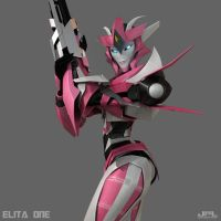 TFP - ELITA ONE ( Raw ) by JPL-Animation