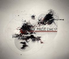 ink page drop by a-scend