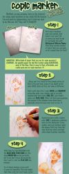 TUTORIAL :: COPIC by Ecthelian