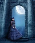 Save me from the moonlight. by AngelLover4eva