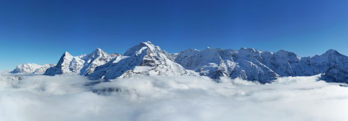 Schilthorn Panorama by StormXF3