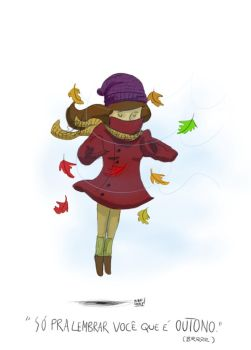 it's autumn by BeefCosby