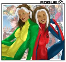 Rogue by ArtistLuver