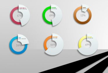 Circle Element Suite for xwidget by Jimking