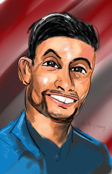 caricature commission 3 by 08yo8387