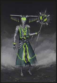 Nvidia Shaman by SUNSHINE1617