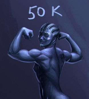 Commando 50k by LuckyFK