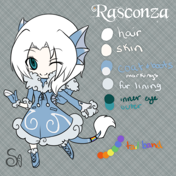 + Rasconza Anthro Reference + by Saiyukou