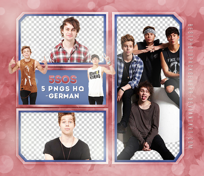 Png Pack 1074: 5 Seconds Of Summer by xbestphotopackseverr
