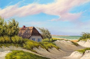 The house in the dunes by JoachimL