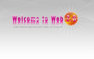 Welcome to Web 2.0 by leopic
