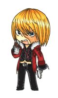 Mello Chibi by Chaosreign