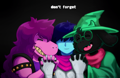 don't forget by ClassicallyYours