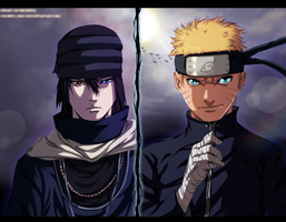 Naruto - The Last Movie by Gray-Dous