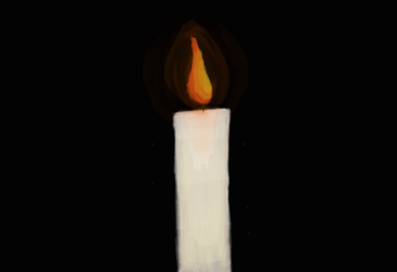 Candlelight by avianlover