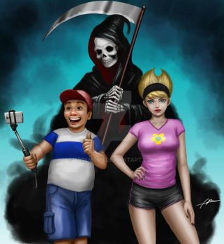 Billy and Mandy by Abremson